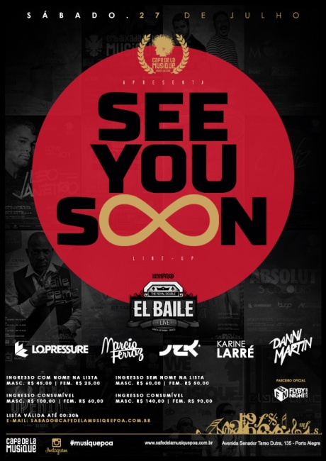 CDLM - See You Soon - 27-07-2013
